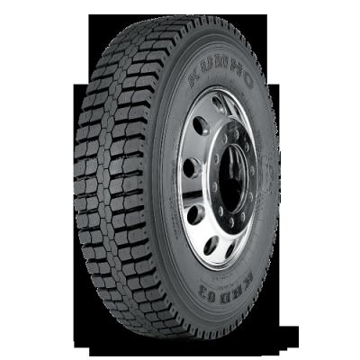 KRD03 Tires