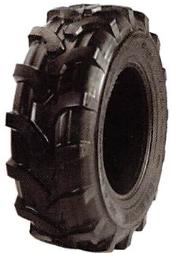 Backhoe Rear-Industrial Plus R-4 XHD Ultra Tires